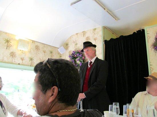 Seminole Gulf Railway Murder Mystery Dinner Train : The Murder Mystery