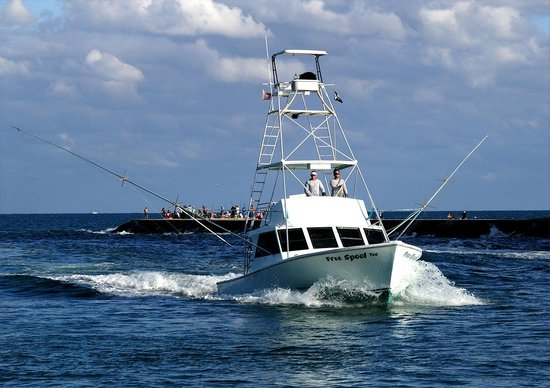 Free Spool Sportfishing - Private Charters