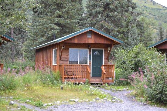 Summit Lake Lodge: Cabin