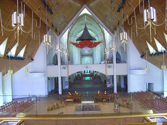 Holy Trinity Cathedral, Auckland