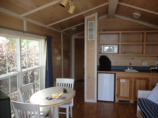 Cedar Point's Lighthouse Point: kitchen