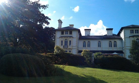The Falcondale Hotel: the hotel