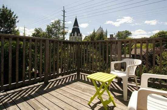 Angela's Bed & Breakfast Ottawa: Take a vitamin D bath