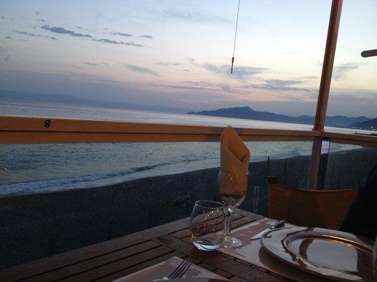 Bagni Giovanni SeaSide Restaurant : la terrazza