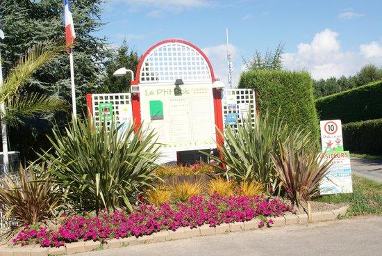 The Entrance  Picture of Yelloh! Village Le P'tit Bois
