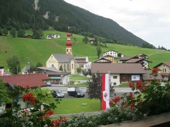 Sporthotel Antonie: View from the balcony