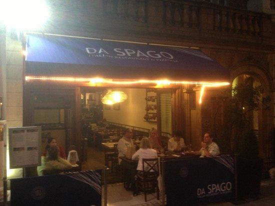 DA SPAGO: The best