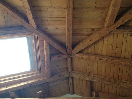 B&B Alla Casa Sconta: soffitto