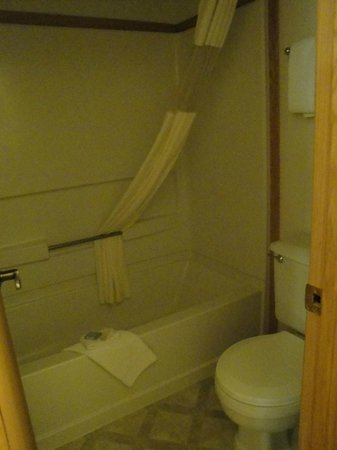 Travelodge Mt. Rushmore/Keystone : bagno