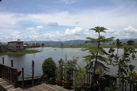 Paradise Hotel : Inlay Lake