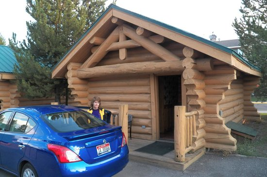Hibernation Station: Our single cabin