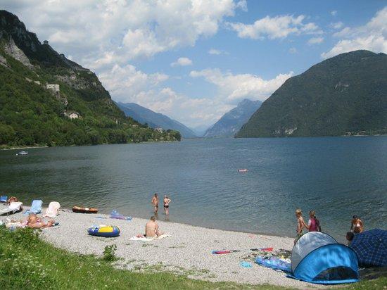 Villa Ferretti: Lake Idro - about 40 minutes away