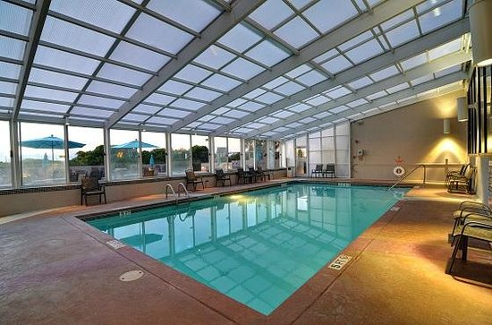 Shell Island Resort: Indoor Heated Pool