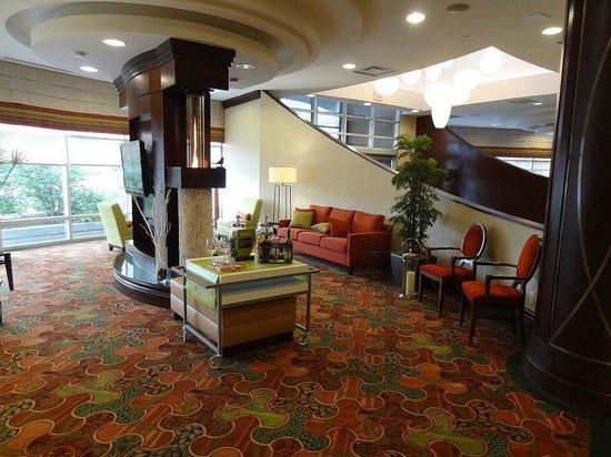 Hilton Garden Inn Toronto Airport: lobby
