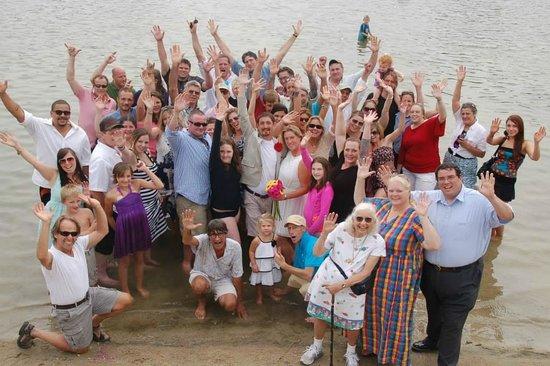 Point Sebago : Group Photo
