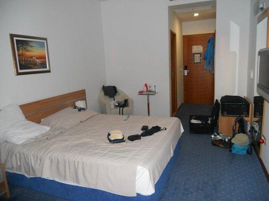 Hotel Eden: hotel room