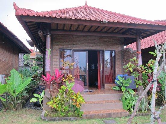 Krisna Villa's Guest House: Room