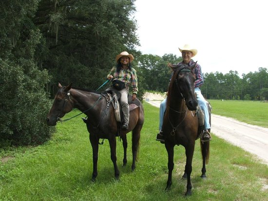 Rock Springs Run Trail Rides: Fun for couples
