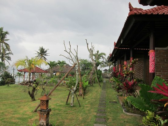 Krisna Villa's Guest House: The guesthouse
