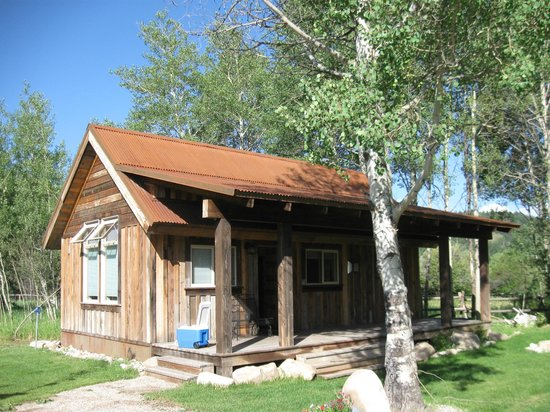 Moose Creek Ranch: Guest Cabin