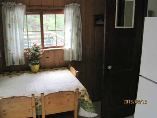 Loveland Heights Cottages: part of kitchen area