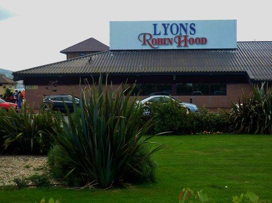 Lyons Robin Hood Holiday Park: Lyon's Robin Hood Holiday Park, Rhyl