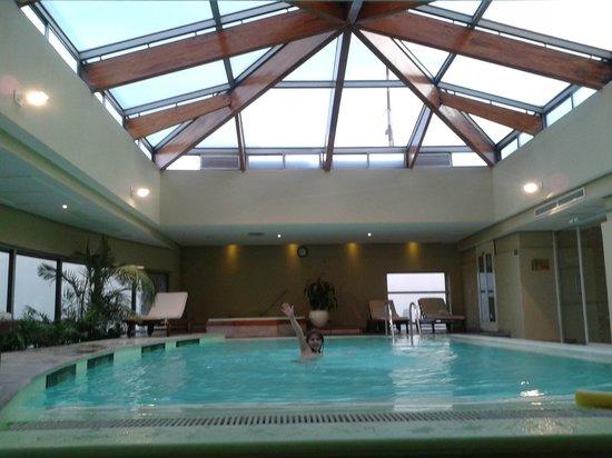 NH Collection Plaza Santiago: piscina