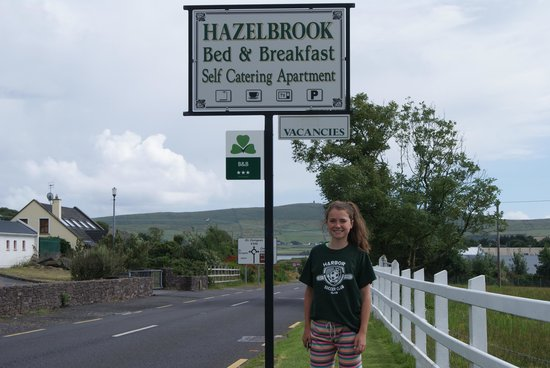 Hazelbrook Bed and Breakfast: At Hazelbrook Farm