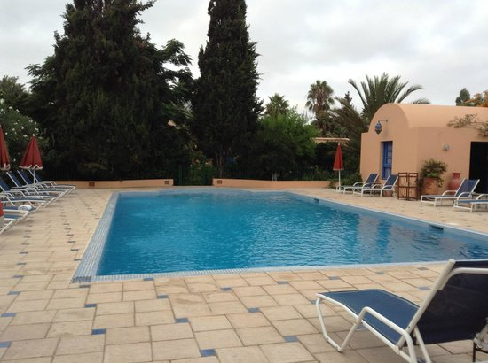 Villa Mandarine : nice swimming pool