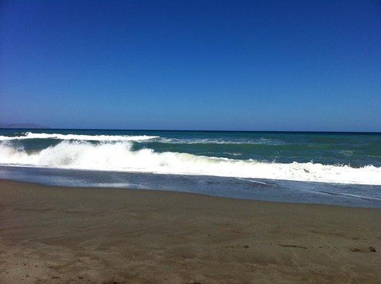 Hotel Lola: Stranden ligger tæt på hotel