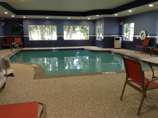 Homewood Suites by Hilton Dover: pool