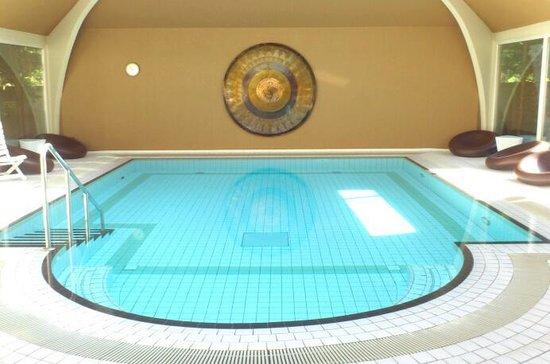 Le clos des delices : la piscine