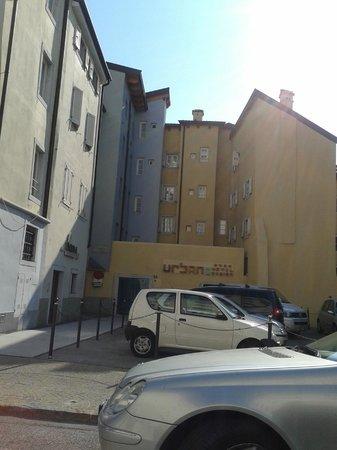 Urban Hotel Design: Esterno