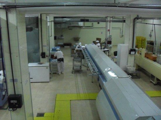 Fenoglio Museo del Chocolate: fabrica