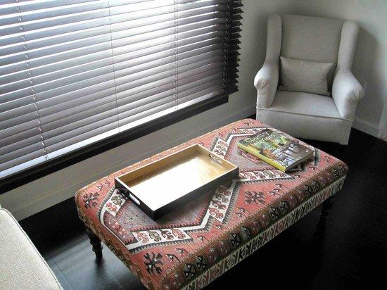 Aire de Ronda Hotel: sitting area