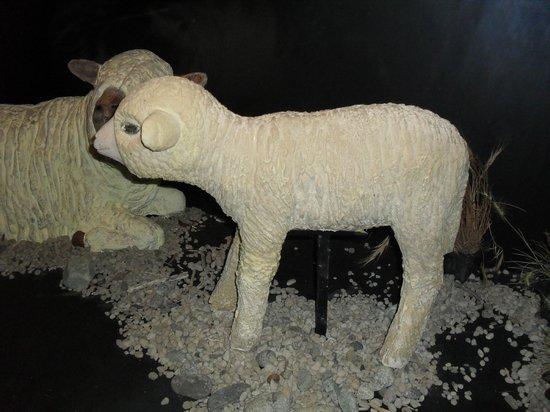 Fenoglio Museo del Chocolate: escultura