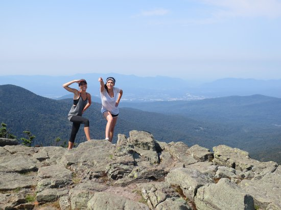 Appalachian Trail Adventures: We made it to the top of Mt. Killington