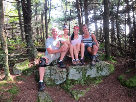 Appalachian Trail Adventures: Great family time together