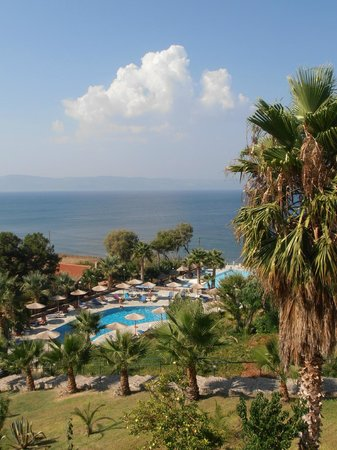Viva Mare Hotel: View from a sea view room