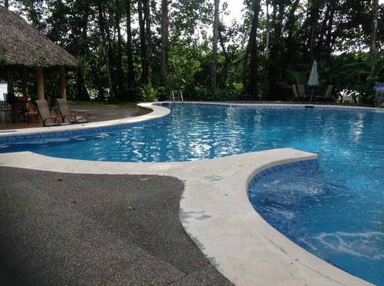 Laguna Lodge Tortuguero: Pool