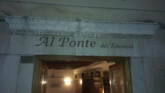 Photo of Al Ponte dei Tolentini taken with TripAdvisor City Guides