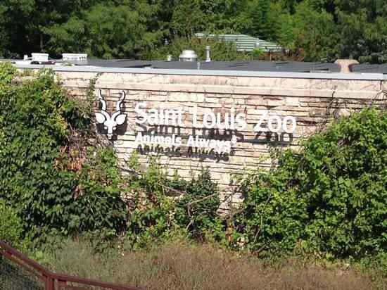 St. Louis Zoo: South Entrance