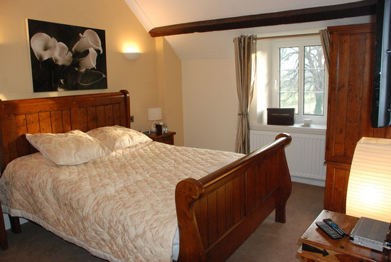 The Old Rectory Country Hotel and Golf Club: standard room