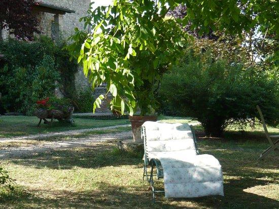 Palazzo a Merse B&B: Invitation au repos