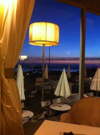 Praia da Luz: Salle de restaurant