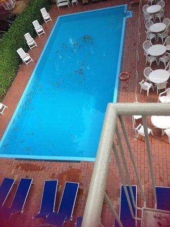 Hotel Athena : piscina