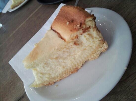 Vapiano : самый вкусный чизкейк которвй я когда либо пробовала