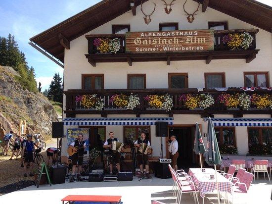 Alpengasthof Gaislachalm: 15 août romantik express