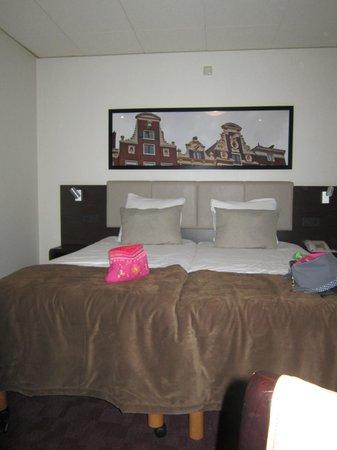 BEST WESTERN Dam Square Inn: la chambre