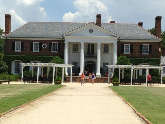 Some Of The Garden Picture Of Boone Hall Plantation